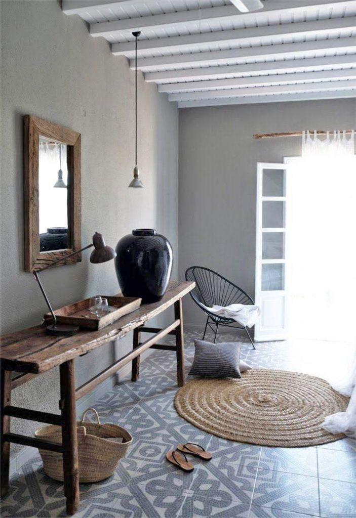 maison-entree-decoration-zen-matieres-naturelles-boheme